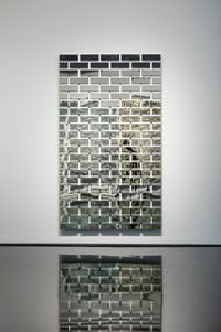 Bricks and Mortar 4 by Dan Moynihan contemporary artwork sculpture