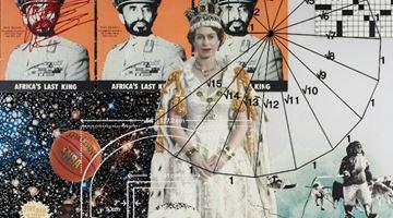 Contemporary art exhibition, Tavares Strachan, In Plain Sight at Marian Goodman Gallery, London