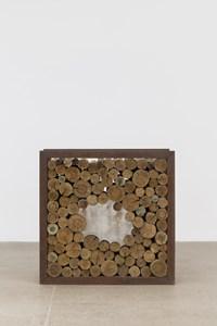 Quadradão by Ivens Machado contemporary artwork sculpture