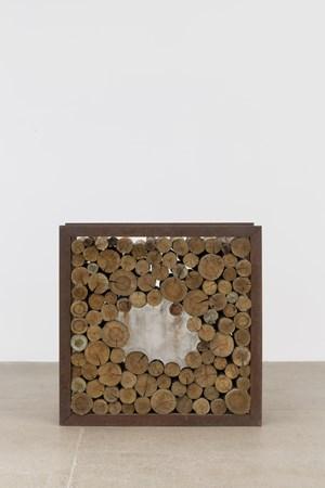 Quadradão by Ivens Machado contemporary artwork