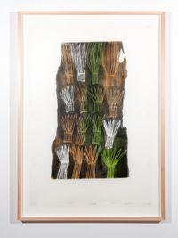 Rakay #1 by Mulkun Wirrpanda contemporary artwork print