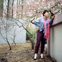 A Flower Shakes Her #5 by Park Youngsook contemporary artwork photography