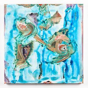 Surfacing by Manuel Mathieu contemporary artwork