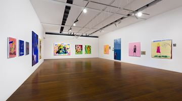 Contemporary art exhibition, Group Exhibition, A Painting Show at Roslyn Oxley9 Gallery, Sydney