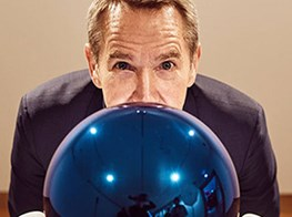 In his shiny surfaces, Jeff Koons reflects the vanity of our age