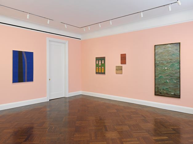 Exhibition view: Group Exhibition, Visions of Brazil: Reimagining Modernity from Tarsila to Sonia Curated by Sofia Gotti, Blum & Poe, New York (30 April–22 June 2019). Courtesy the artists or Estates and Blum & Poe, Los Angeles/New York/Tokyo. Photo: Genevieve Hanson.