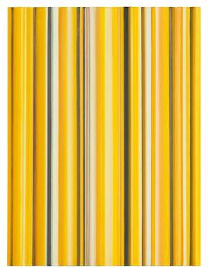 Stripes Nr. 131 by Cornelia Thomsen contemporary artwork