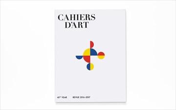 Cahiers d'Art, Revue 2016-2017