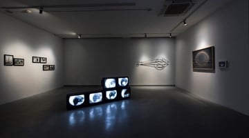 Contemporary art exhibition, Group Exhibition, I'm an Eye, A Mechanical Eye at Zilberman Gallery, Istanbul
