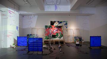 Contemporary art exhibition, Zhong Wei, 易变 ▒ 耦态°∶Nёメㄒ 乚ěVéし at de Sarthe, Hong Kong