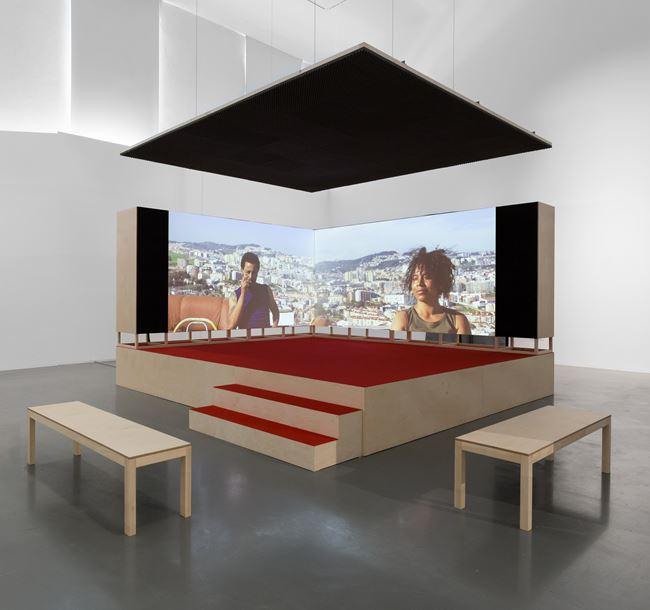 South Circular Installation by Mónica De Miranda contemporary artwork