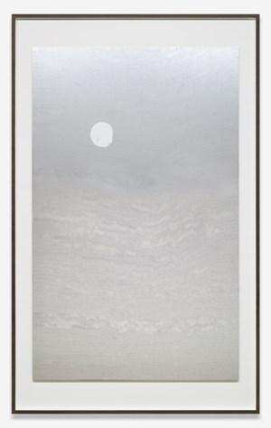 Luna9 Wave Shield by Slater Bradley contemporary artwork