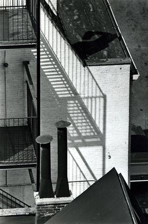 Chimney, MacDougal Alley by André Kertész contemporary artwork