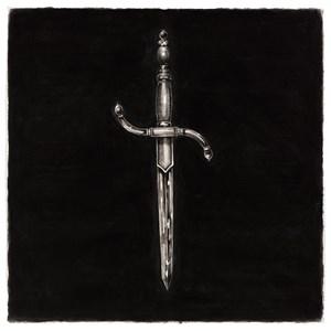 Small Love (Dagger) by eX de Medici contemporary artwork