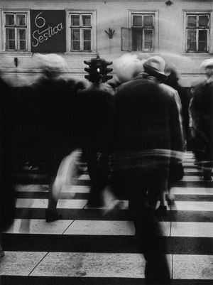 Green Light II by Tihomir Pinter contemporary artwork photography, print