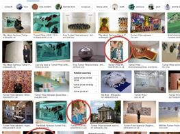 The artist who trolled Google into making her win the Turner Prize