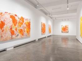 """Aida Tomescu<br><em>Eyes in the heat</em><br><span class=""""oc-gallery"""">Sullivan + Strumpf</span>"""
