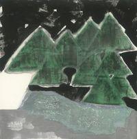 島嶼風情 Island Style by Lee Chung-Chung contemporary artwork painting, works on paper, drawing