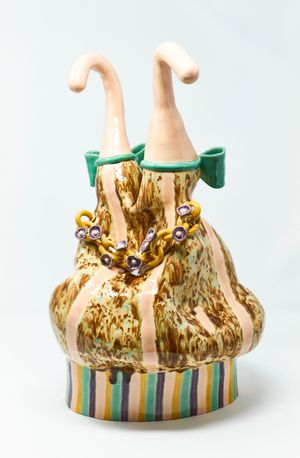 Eunuch by Holly Stevenson contemporary artwork sculpture
