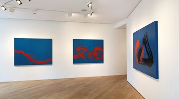 Contemporary art exhibition, Fabienne Verdier, Autour d'un timbre at Galerie Lelong & Co. Paris, Paris