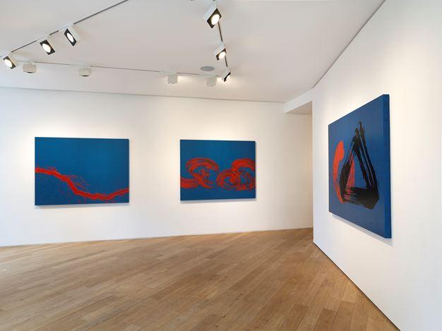 Exhibition view: Fabienne Verdier,Autour d'un timbre, Galerie Lelong & Co., 38 Avenue Matignon, Paris (21 November 2019–18 January 2020). Courtesy Galerie Lelong & Co. Paris.