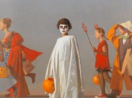 Between Fantasy and Realism, Bo Bartlett Unmoors His Visions from the Everyday