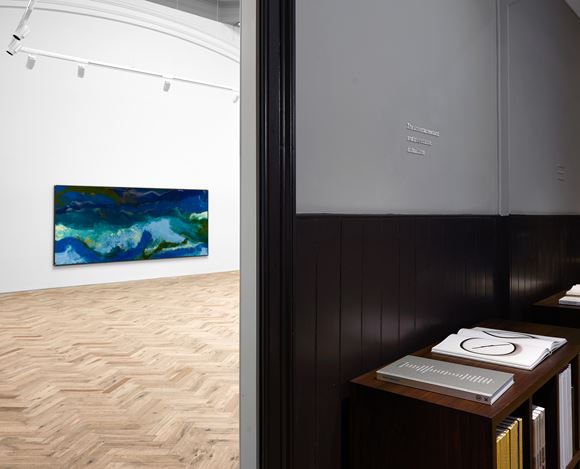 Exhibition view: Group Exhibition, HOME, Ingleby, Edinburgh (5 August–19 September 2020).Courtesy the artists and Ingleby, Edinburgh.Photo: John McKenzie.