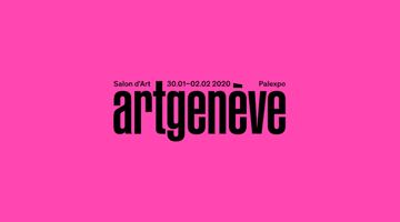 Contemporary art exhibition, artgenève 2020 at Perrotin, Paris