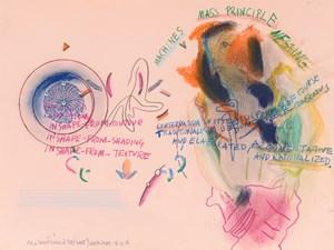 Il l'Avait connu à Port Said by Anne-Mie Van Kerckhoven contemporary artwork