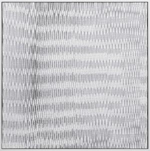Composition (Cards) by Tara Donovan contemporary artwork