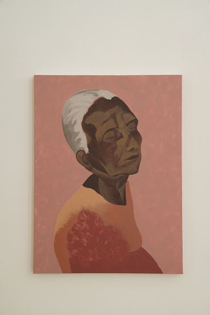 Mary, my patient by Gieve Patel contemporary artwork