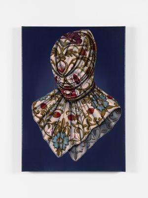 Pliss 2020/VII by Mona Ardeleanu contemporary artwork