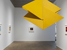 Hélio Oiticica: Spatial Relief and Drawings 1955–59