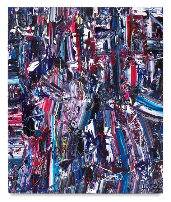 Wild World by Michael Reafsnyder contemporary artwork