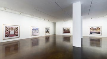 Contemporary art exhibition, Candida Höfer, Spaces of Enlightenment at Kukje Gallery, Seoul, South Korea
