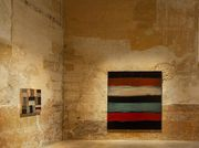Sean Scully takes up residence in Picasso's former studio at Château de Boisgeloup