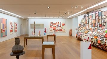 Contemporary art exhibition, Barry McGee, The Other Side 彼岸 at Perrotin, 50 Connaught Road Central, Hong Kong