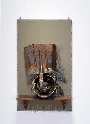 Still dead and dead I by Edward Kienholz and Nancy Reddin Kienholz contemporary artwork