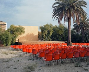 Open Air Screen, Palermo, Italy by Wim Wenders contemporary artwork