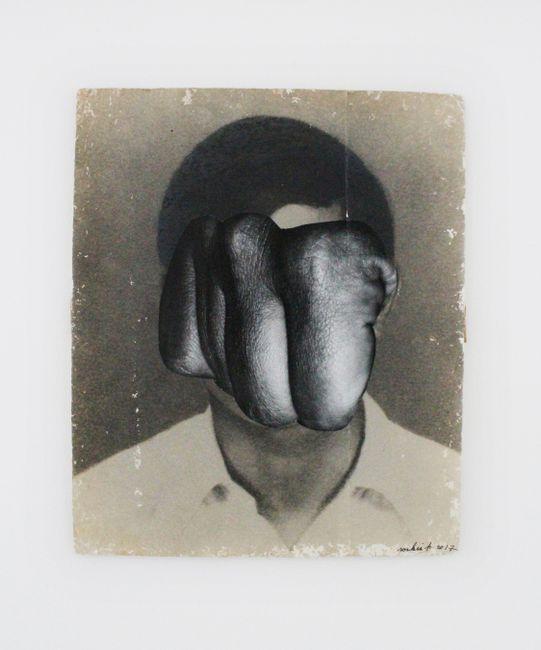 Untitled II by Saskia Pintelon contemporary artwork