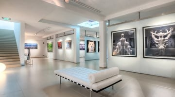 OPIOM GALLERY contemporary art gallery in Opio, France