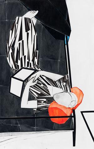 Baltimore by Iris Schomaker contemporary artwork