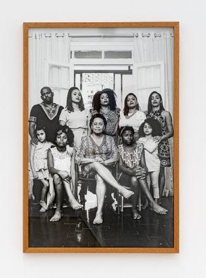 Carmen Silva Ferreira, Guerrilheiras, from Alma de Bronzeseries by Virginia de Medeiros contemporary artwork