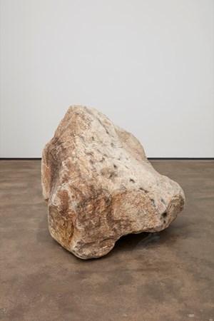 Solitary by Kris Martin contemporary artwork