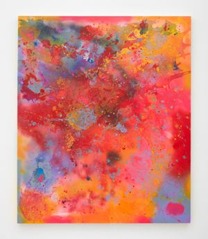Jolly Rancher 5 by Brenna Youngblood contemporary artwork painting