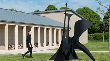 Contemporary art exhibition, Alexander Calder, From the Stony River to the Sky at Hauser & Wirth, Somerset