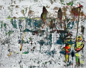 Freedom After Freedom by Lugas Syllabus contemporary artwork