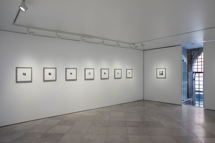 Exhibition view: Francesca Woodman, Italian Works, Victoria Miro, Venice (15 September–15 December 2018). Courtesy Victoria Miro.