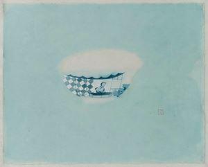 Porcelain - No 1 by Shen Qin contemporary artwork
