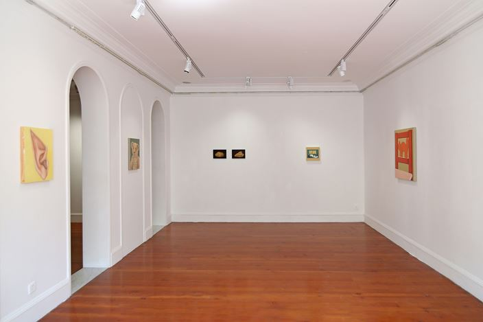 Exhibition view: Group Exhibition, There May Be No Pearls in this Shell, Leo Gallery, Shanghai (22 August–17 October 2020). Courtesy Leo Gallery.